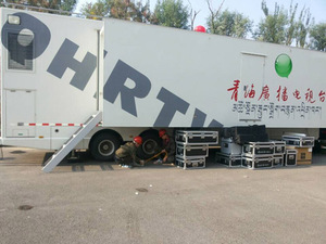 2014年环青海湖国际公路自行车赛直播通信保障